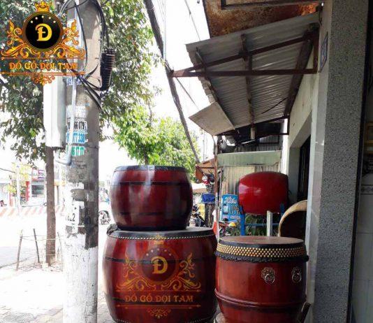 Cửa hàng trống múa lân - Đồ Gỗ Đọi Tam