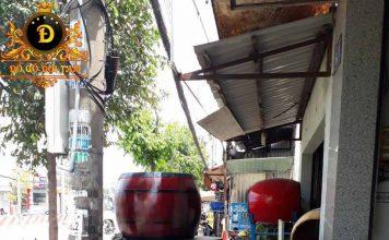 Cửa hàng bán trống múa lân - Đồ Gỗ Đọi Tam